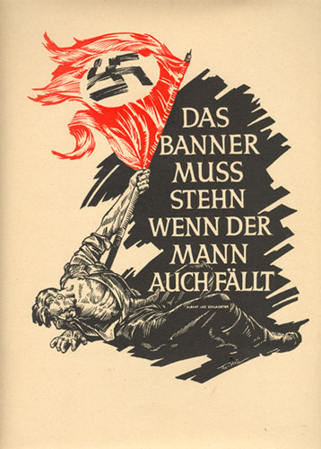 Hit the picture to see the NSDAP WOCHENSPRUCH.